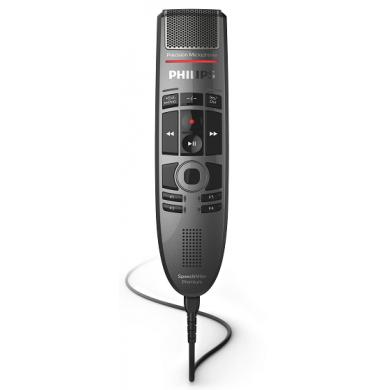 Microphone de dictée SpeechMike PHILIPS SMP3700