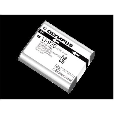 Batterie rechargeable OLYMPUS Li-92B