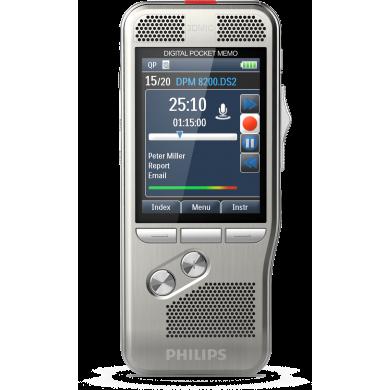 DPM8200 Digital Pocket Memo Philips