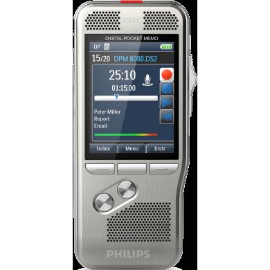 DPM8000 Digital Pocket Memo Philips