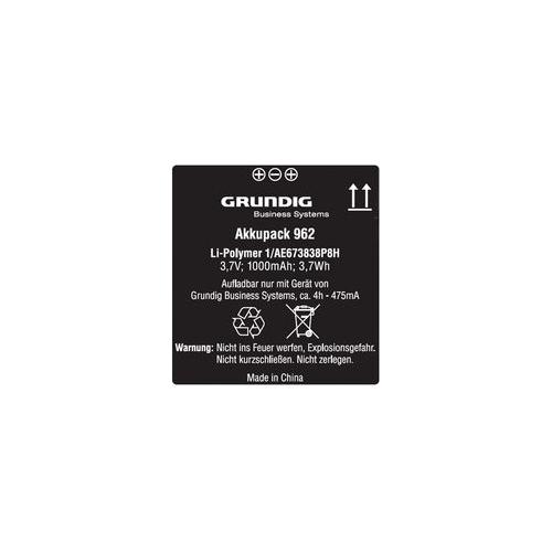 ACCU962 GRUNDIG