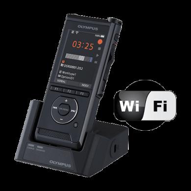Enregistreur vocal OLYMPUS DS-9500 Premium Kit